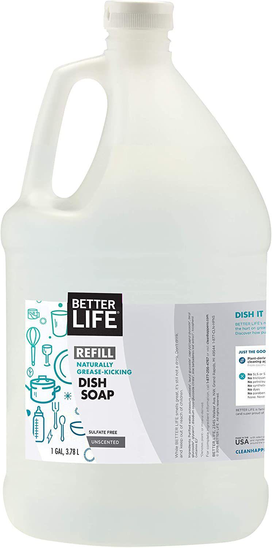Better Life Dish Soap Refill