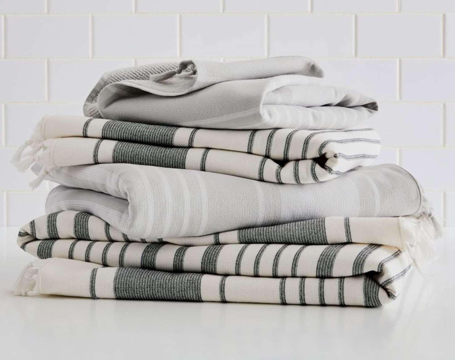 West Elm Organic Turkish Towels