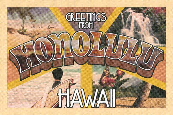 Honolulu prohíbe a los peatones