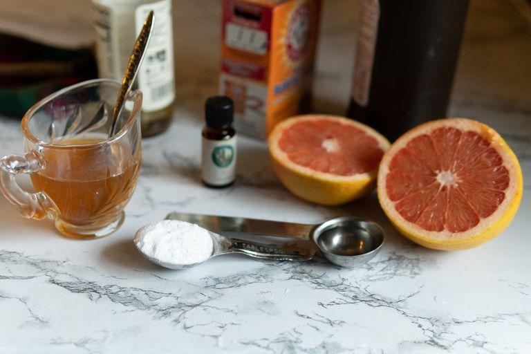 ways to kill mold naturally grapefruit
