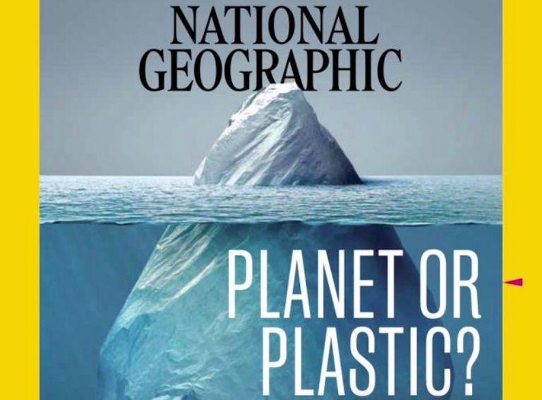 National Geographic lanza una campaña a largo plazo sobre plásticos