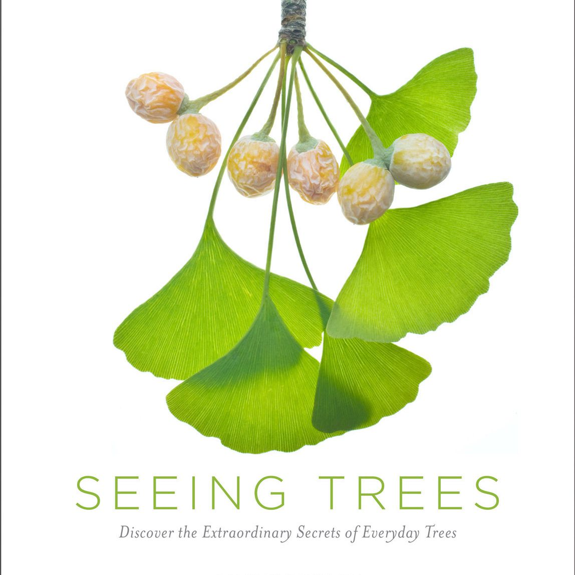 book cover, Saving Trees
