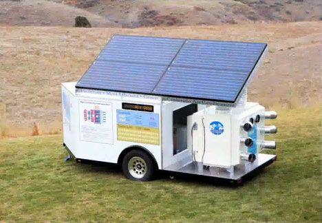 coolerado solar package unit