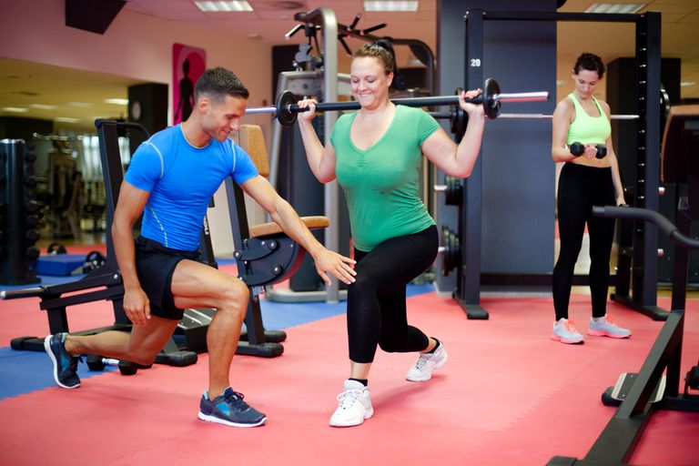 7 consejos de fitness para deportistas de talla grande