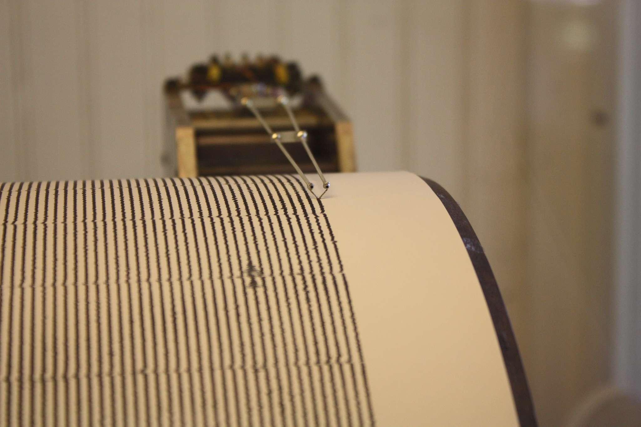 seismograph, San Juan Batuista mission