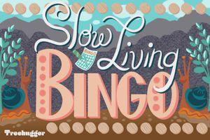 slow living bingo header