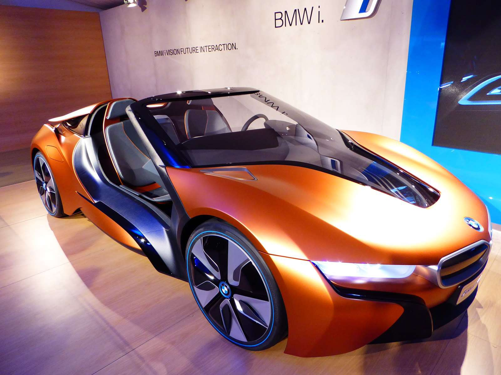 BMW Vision Fuure Interaction