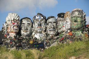 Mount Recyclemore