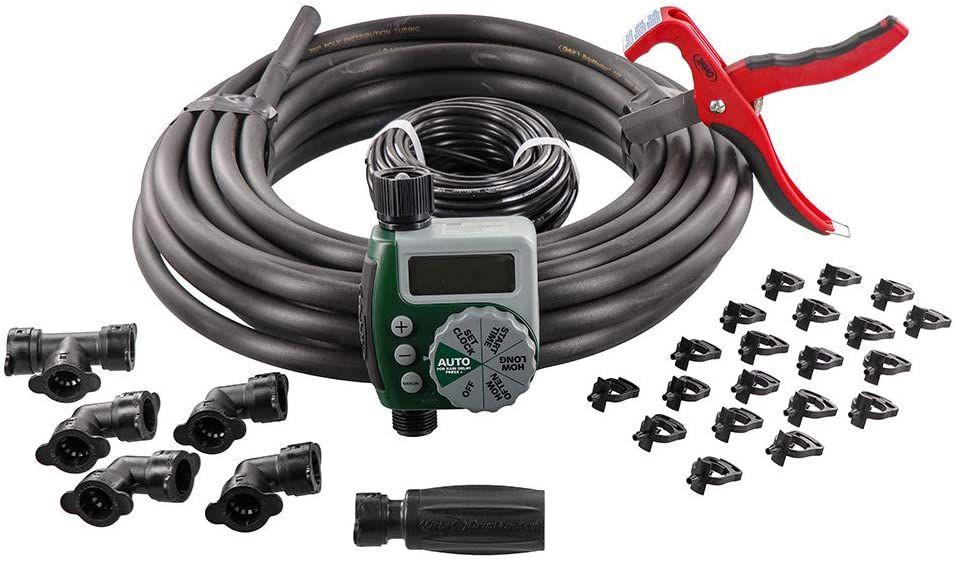 Orbit 61014 Watering Hose Sprinkler Kit