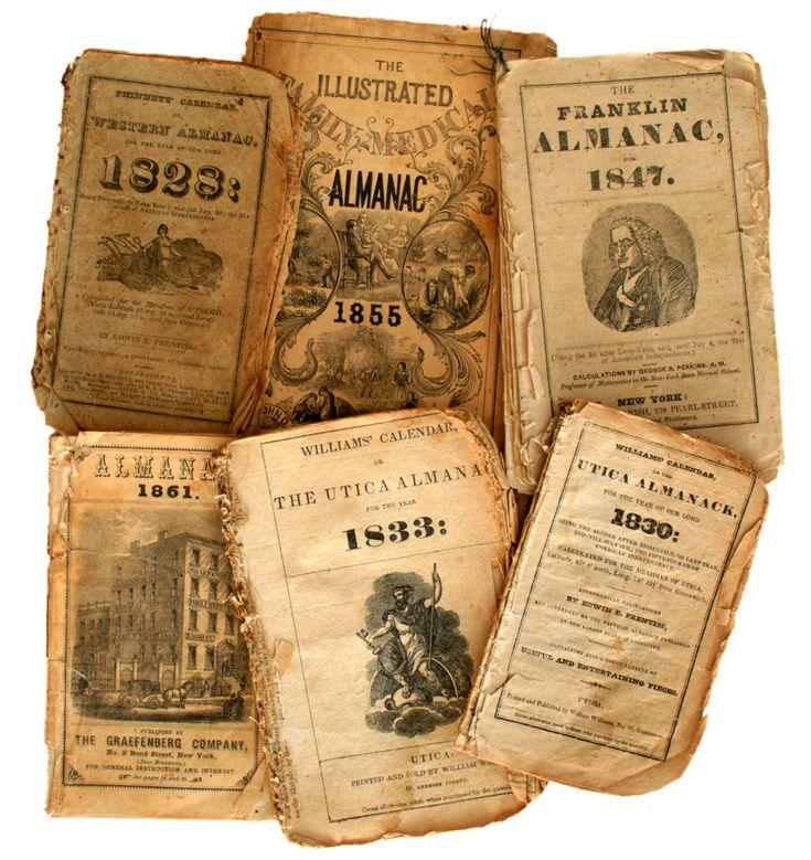 Do Serious Gardeners Still Read the Old Farmer's Almanac?