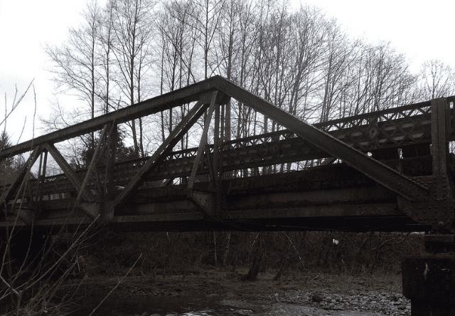 South Fork Newaukum River Bridge