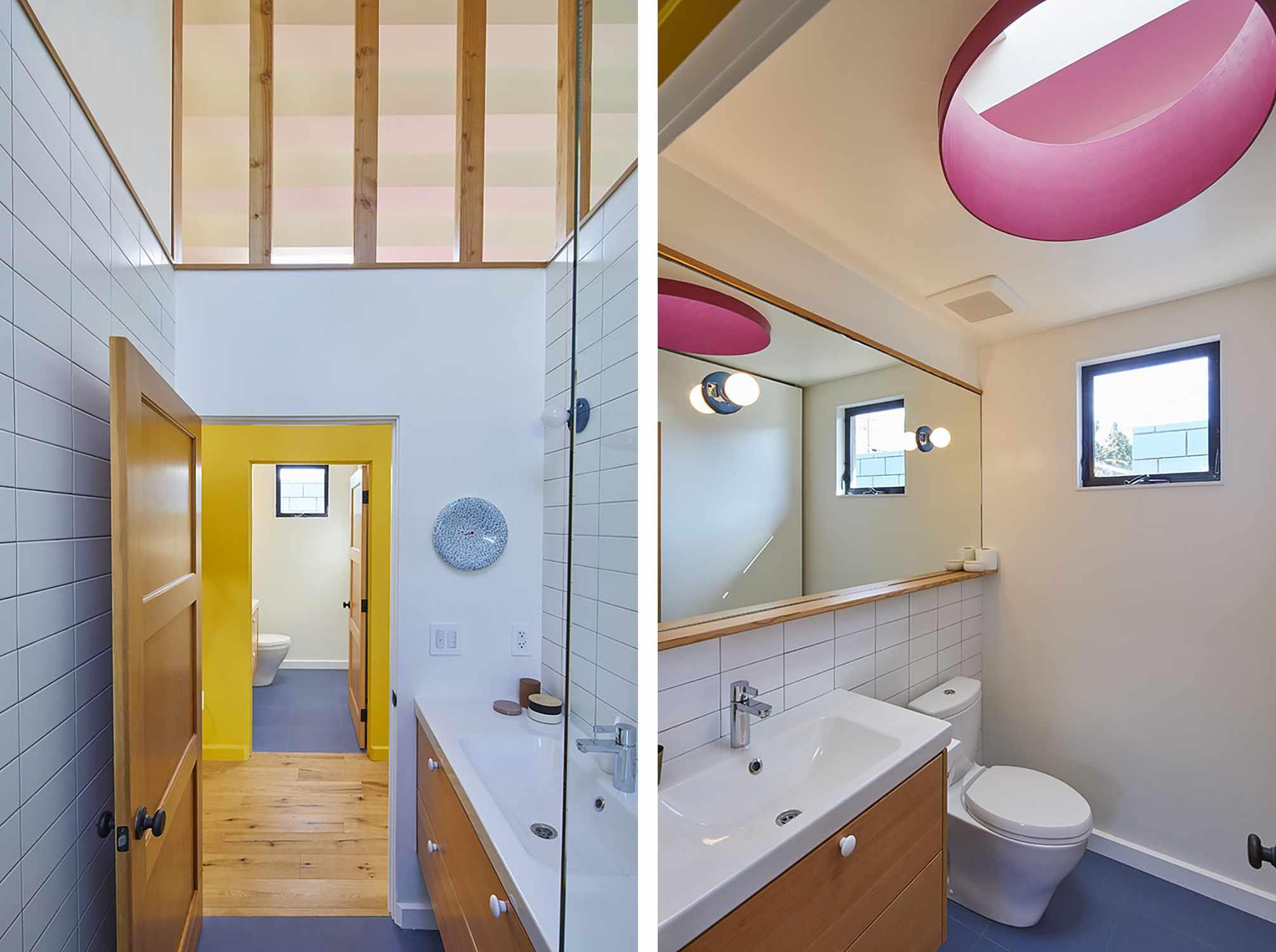 Highland Park ADU by Bunch Design washroom