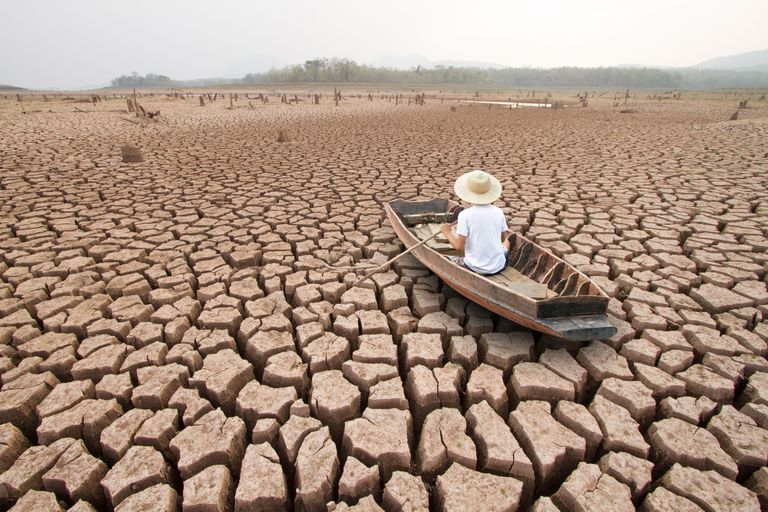 4 formas extrañas en que el cambio climático podría acabar con la civilización