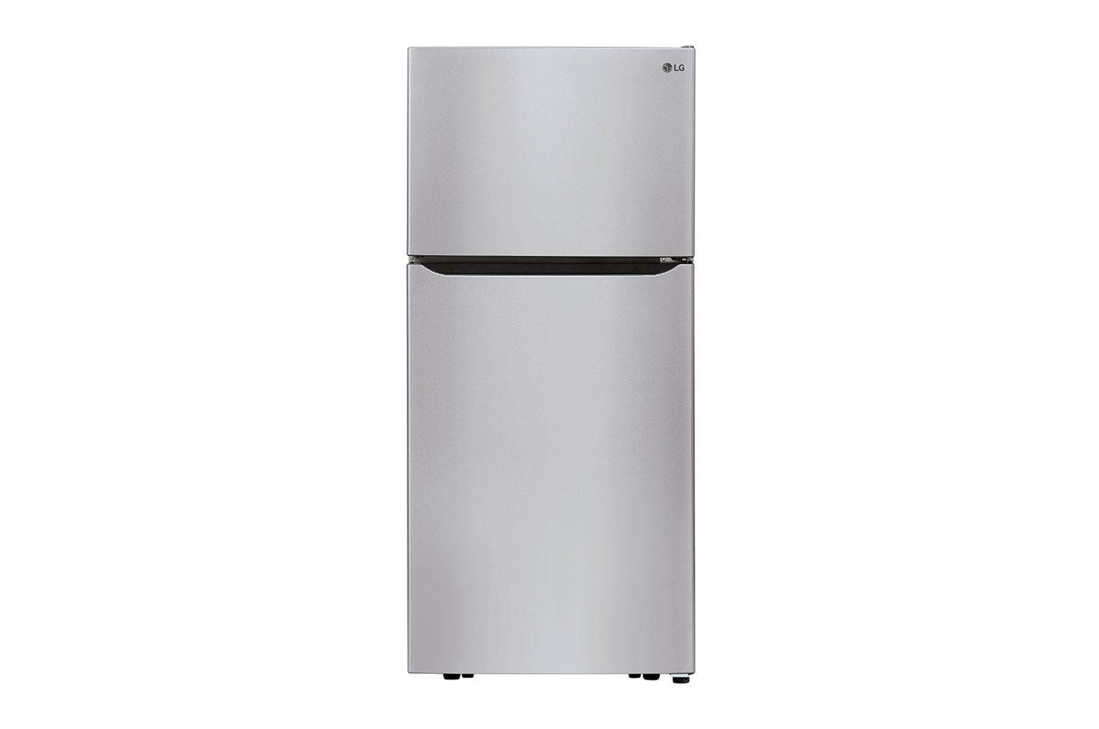 LG LTCS20020S 20 cu. ft. Top Freezer Refrigerator