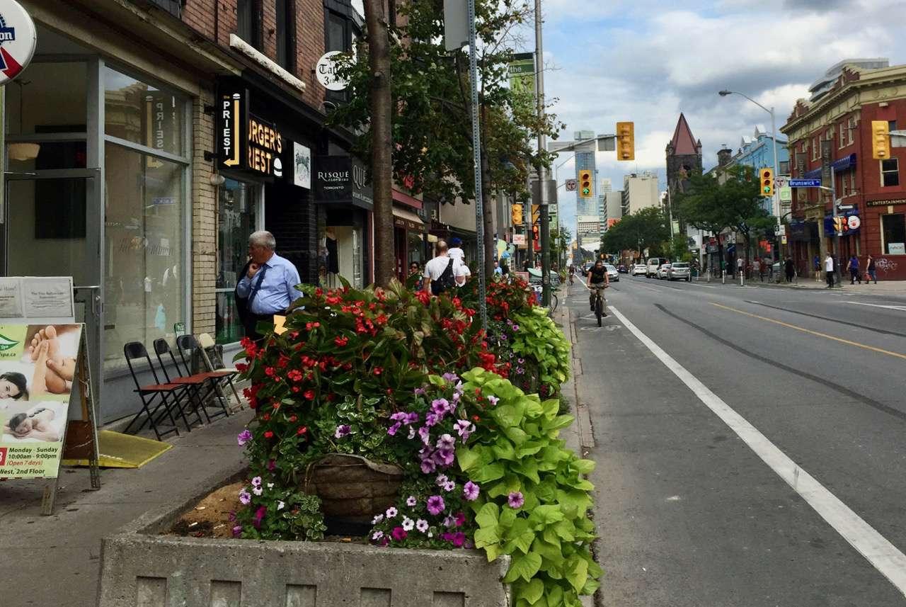 Bloor Street in Toronto