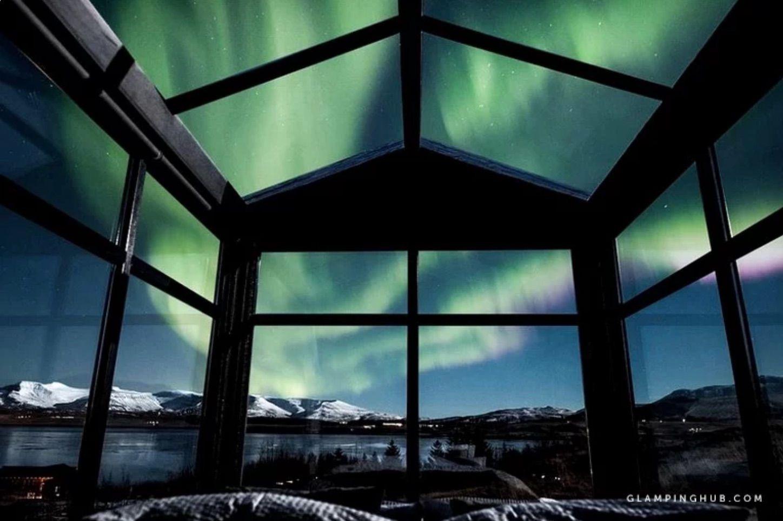 Iceland tiny house