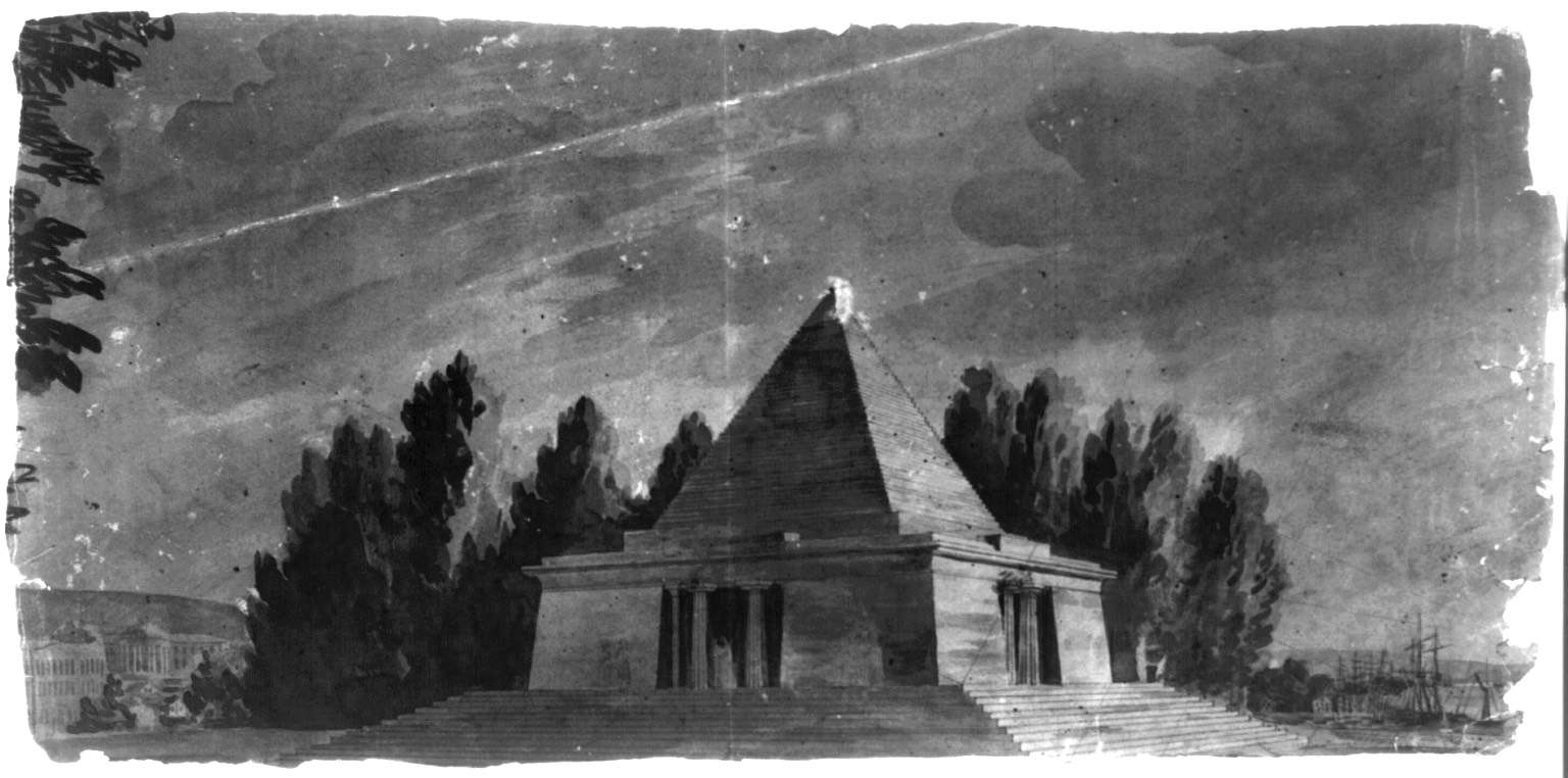 Latrobe version of monument