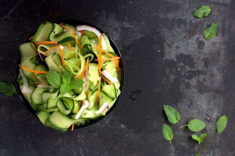 19 frutas y verduras para mantenerte hidratado