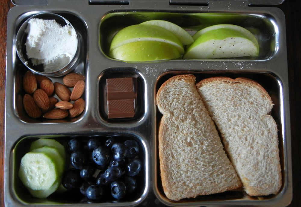 10 Ways to Pack Your Kids a More Sustainable Lunch