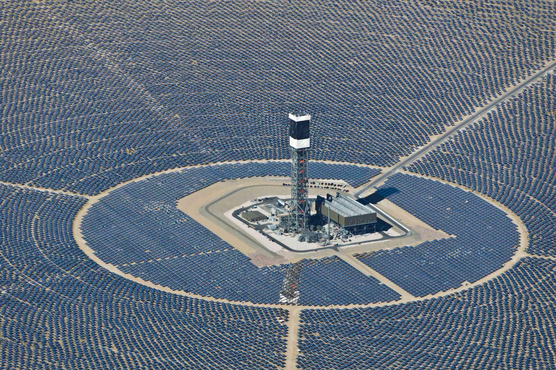 Ivanpah Solar Electric Generating System