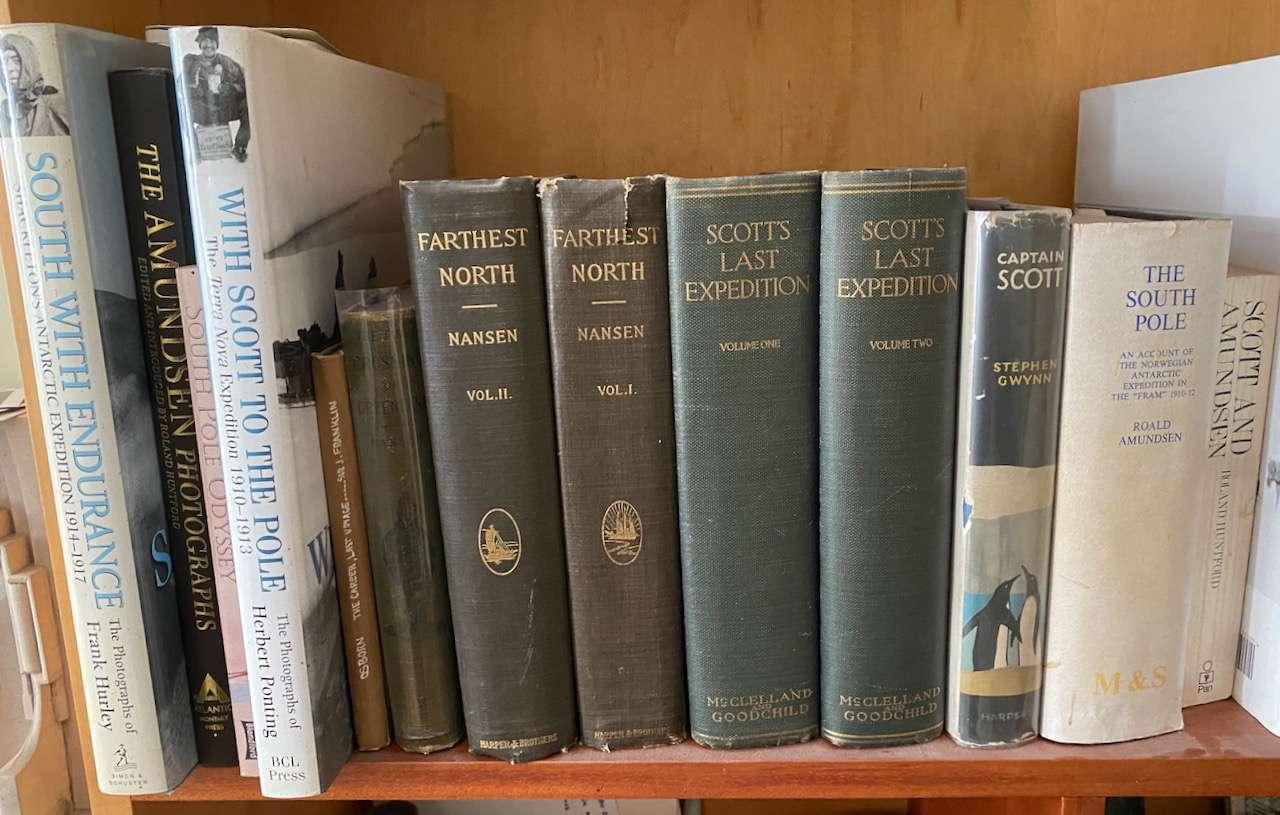 Arctic books