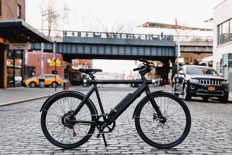Wing Bikes está vendiendo una bicicleta eléctrica que cuesta menos que una Metrocard de Nueva York