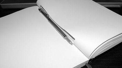 moleskine hidden pen photo