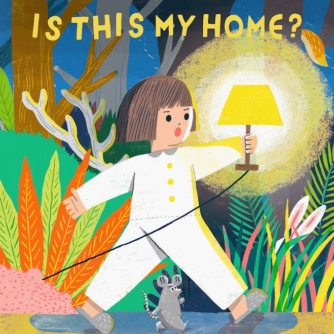Is This My Home? book cover