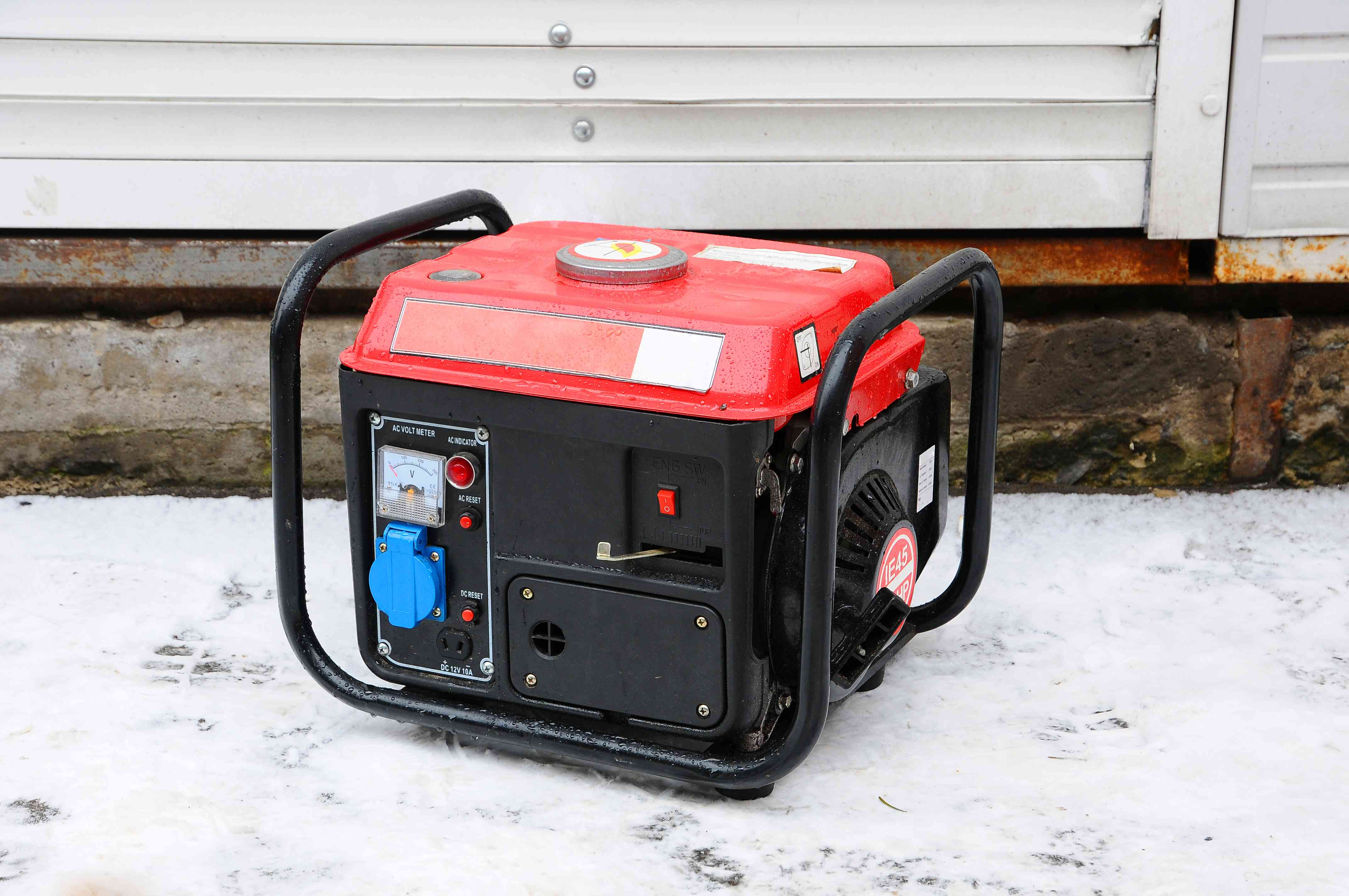portable generator safety