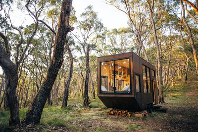 jude tiny house CABN exterior