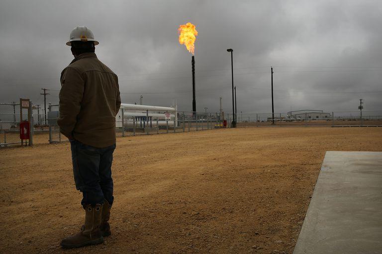 El gas natural barato hace que sea muy difícil ser ecológico