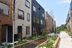Solar avenue Houses