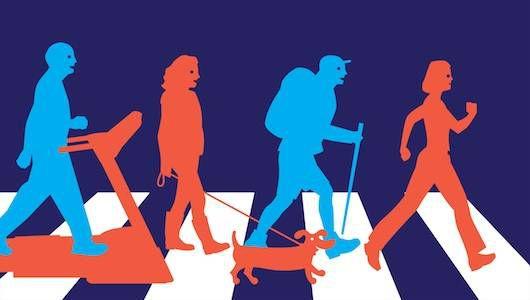 Guía de ciencia pop para caminar de la Madre Naturaleza [Infografía]