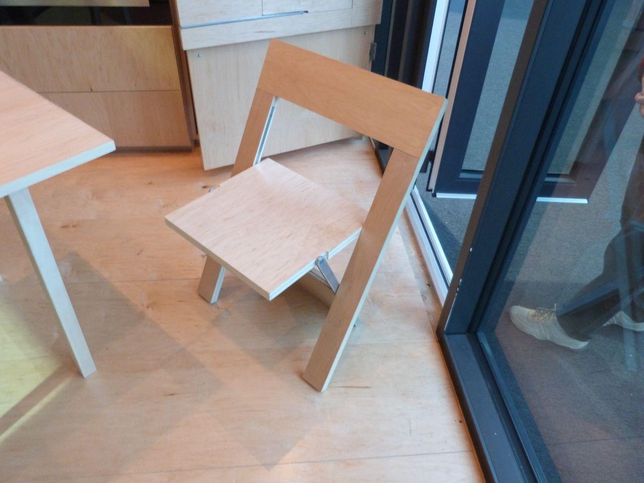 chair closeup