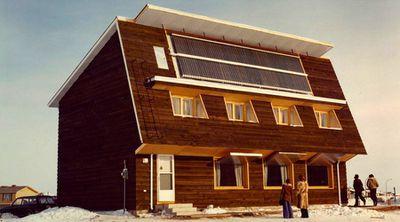 Saskatchewan Conservation House