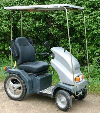 Solar wheelchair travels over fields photo.jpg