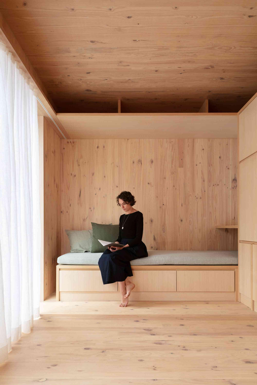 Minima prefab by TRIAS interior