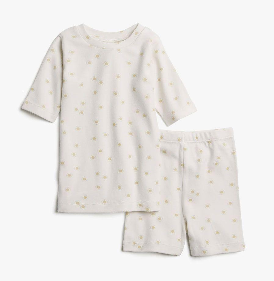 Rylee + Cru Sunburst Pajama Set