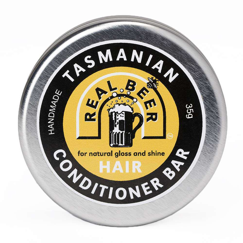 Beauty and the Bees Tasmanian Real Beer Conditioner Bar