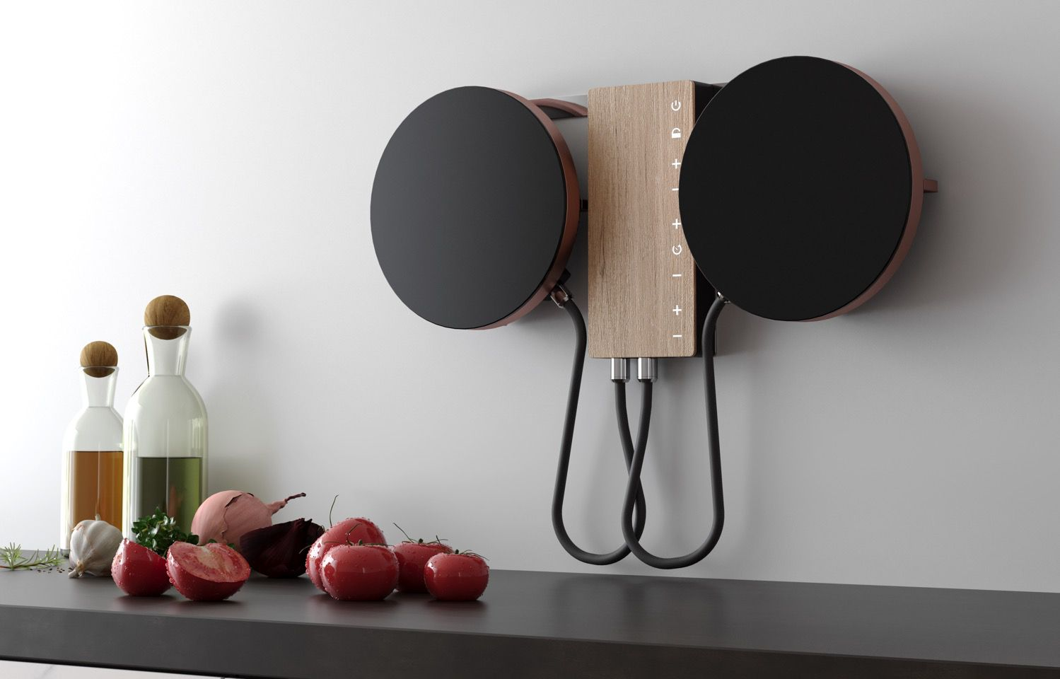 Adriano Kitchen on the wall
