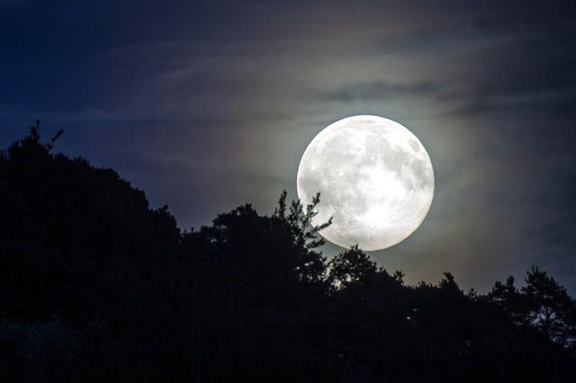 No te pierdas la primera (y última) superluna de este año