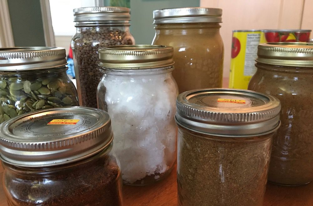 bulk barn zero waste haul