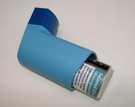 asthma inhaler photo