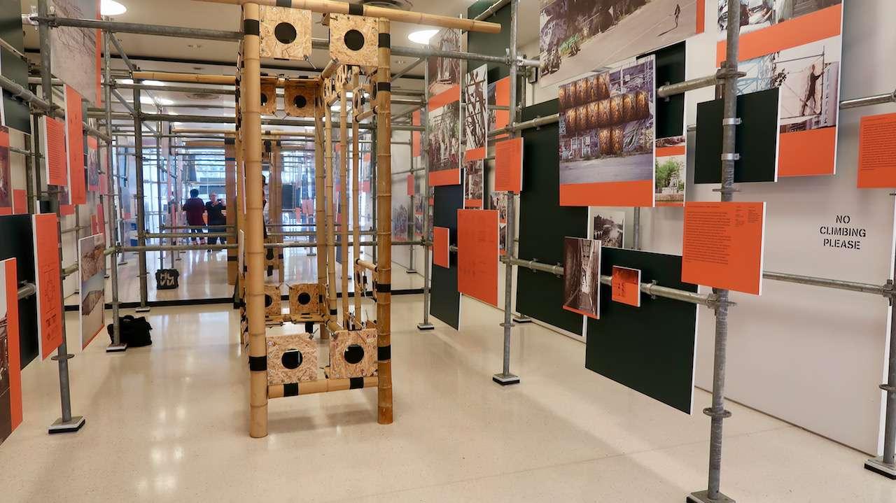 scaffolding show