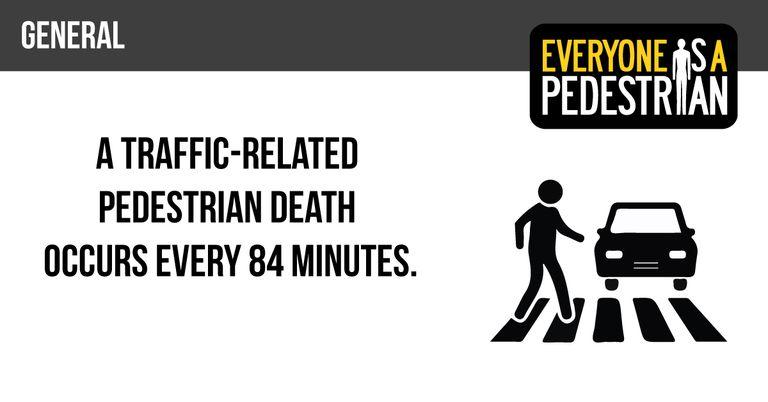 General pedestrian death