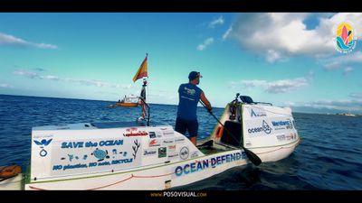 Antonio de la Rosa Pacific Super Challenge 2019