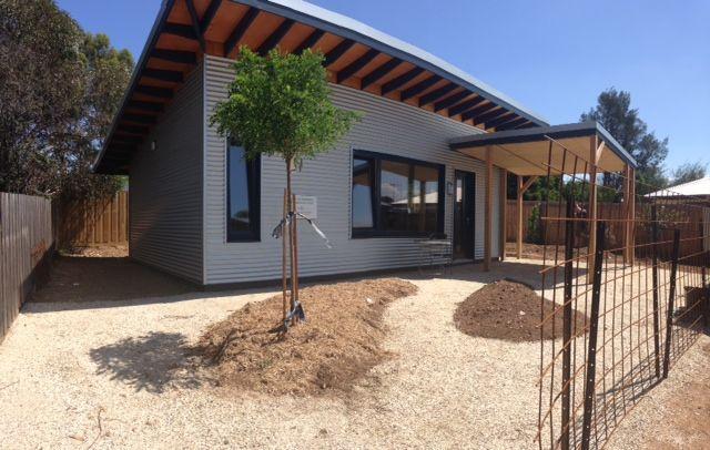 Carbonlite passivhaus exterior