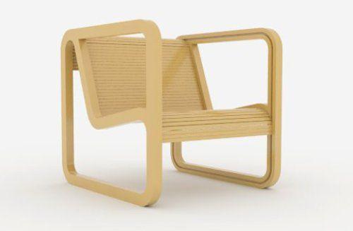 Mogga convertible table / chair by Olafur Omarsson
