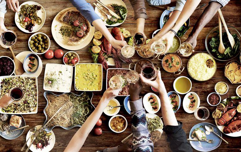 Esto es lo que les sucedió a 6.000 mujeres con una dieta mediterránea