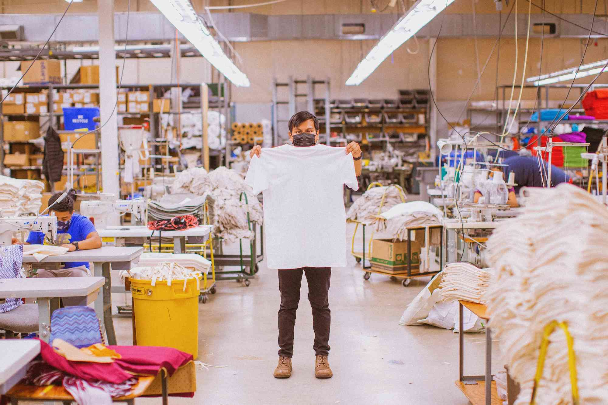 10K Pounds of Cotton project